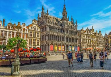 Itinerary - Brussels