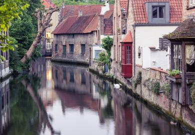 Itinerary - Bruges