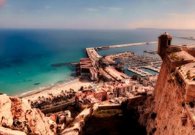 Itinerary - Included Excursion to Alicante