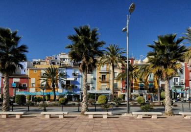 Itinerary - Included Excursion to Villajoyosa