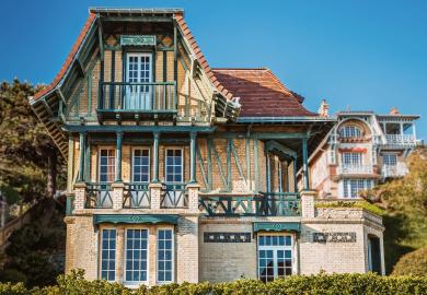 Itinerary - Normandy, France