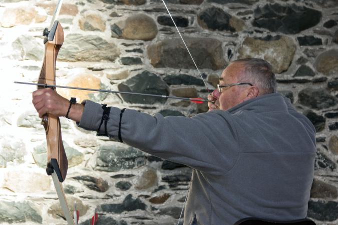 Holiday image - Indvidual Adult Archery 2 OK