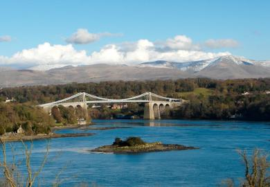 Itinerary - Isle of Anglesey