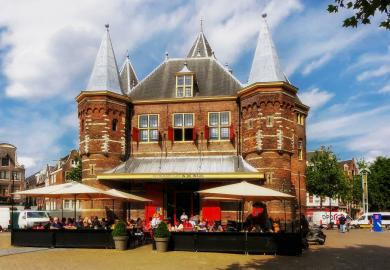 Itinerary - Leisure Day in Amsterdam