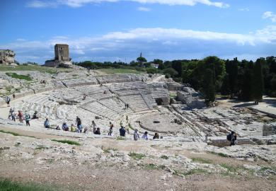 Itinerary - Visit Parco Archeologico Neapolis