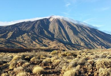 Itinerary - Visit Mount Teide