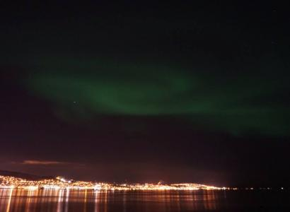 Aurora Borealis: Capital of the World