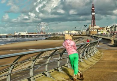Itinerary - Blackpool Pier and Promenade