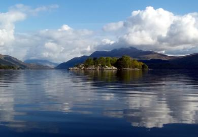 Itinerary - Loch Lomond and the Trossachs