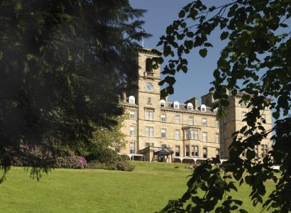 A luxury escape right in the heart of Scotland