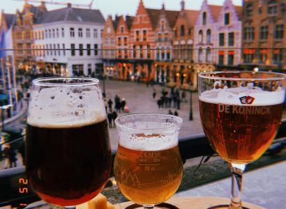 Bruges, the town that turns into a Christmas Wonderland