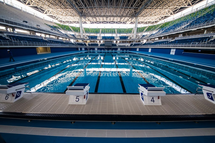 Olympic Pool. Photo Credit: smsprio2016-a.akamaihd.net