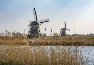 Itinerary - Trip to the local village of De Rijp