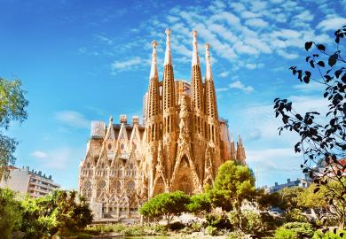 Itinerary - Included Excursion Sagrada Família