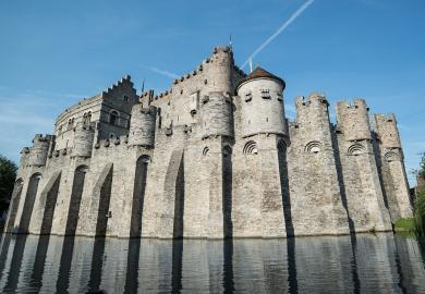 Itinerary - Medieval Ghent