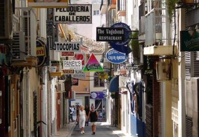 Itinerary - Levante Beach and Benidorm's Old Town