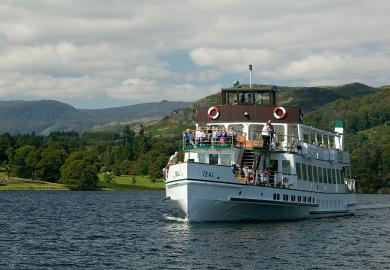 Itinerary - Lake Windermere and Ambleside