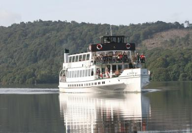 Itinerary - Cruise on Lake Windermere
