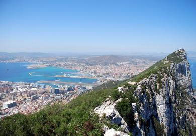 Itinerary - Day out to Gibraltar
