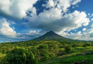 Itinerary - Arenal Volcano National Park & Cooking Class