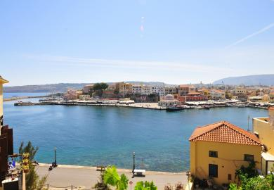 Itinerary - Included Excursion to Chania