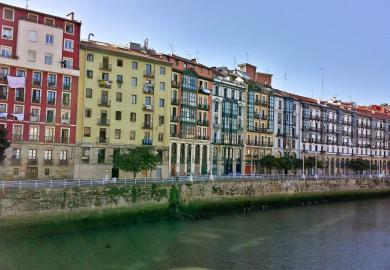 Itinerary - Bilbao, Spain