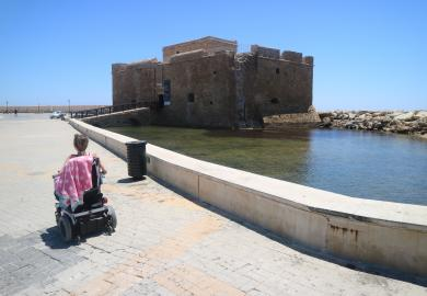Itinerary - Paphos Excursion