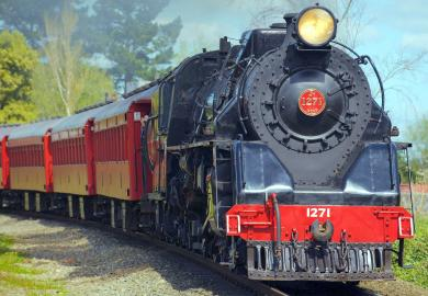 Itinerary - Coastal Steam Train & Paignton