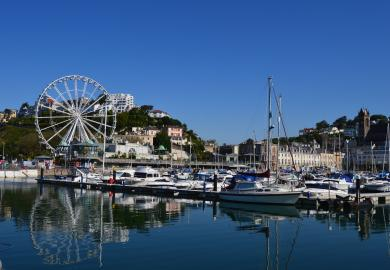 Itinerary - Excursion to Torquay