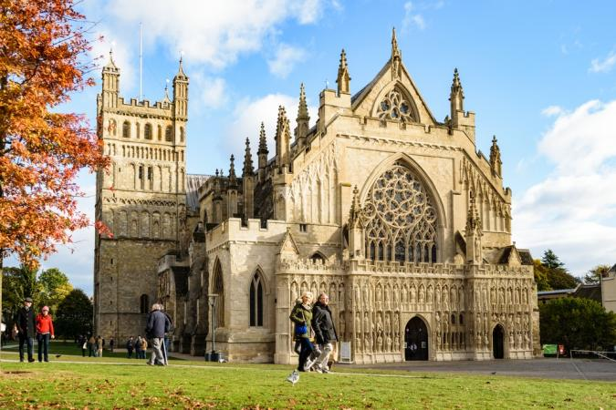 Discover Devon image - Exeter Cathedral2
