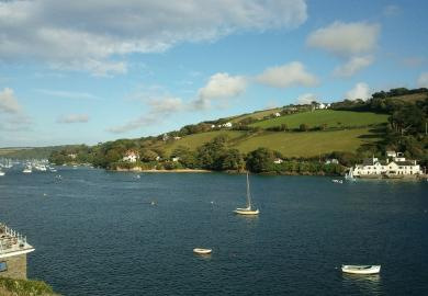 Itinerary - Salcombe Cruise & Fish and Chips