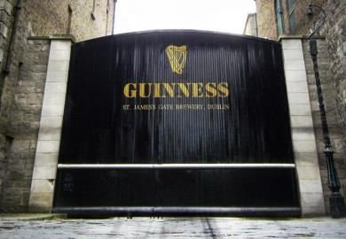 Itinerary - Trinity College & Guinness Storehouse