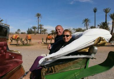 Itinerary - Carriage ride to Medina