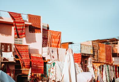 Itinerary - Guided Tour of Marrakech