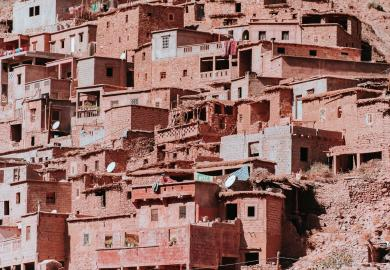 Itinerary - Atlas Mountains