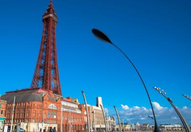 Itinerary - Blackpool Tower & Pier