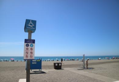 Itinerary - Fuengirola Accessible Beach Day