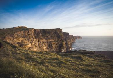 Itinerary - Cliffs of Moher