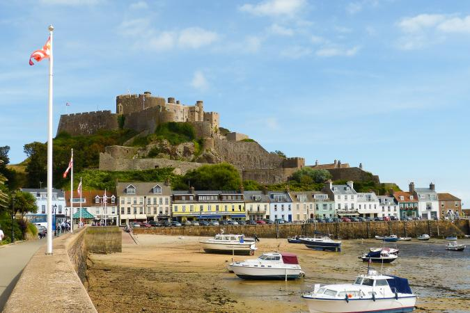 Discover Jersey  image - jersey 4