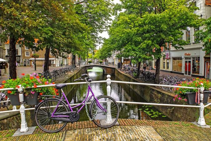 Best of The Netherlands image - canal 2643627 1280