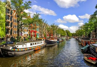 Itinerary - Amsterdam Private Canal Cruise
