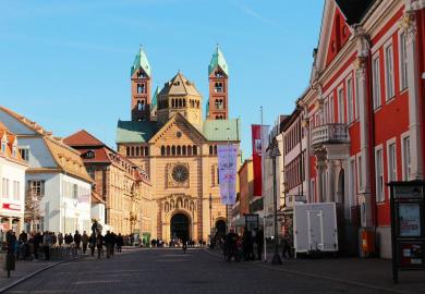 Itinerary - Speyer