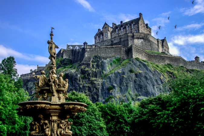 Scotland Discovery  image - Scotland Header Image Option 4