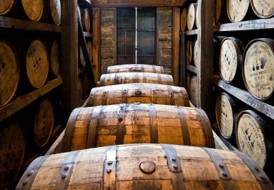 Itinerary - Whisky distillery tour & tasting