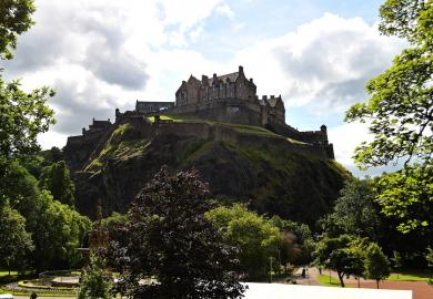 Itinerary - Explore Edinburgh