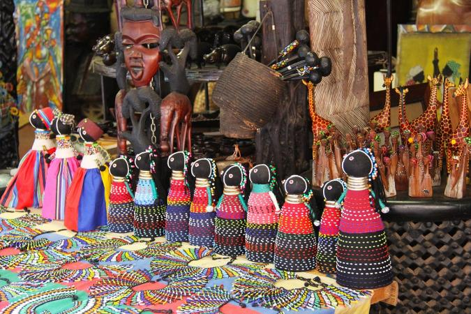 Holiday image - south african arts and culture