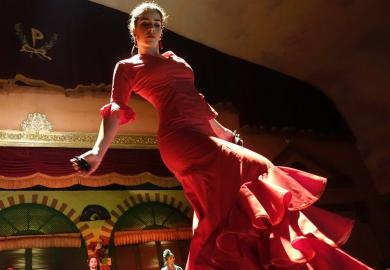 Itinerary - Flamenco Show