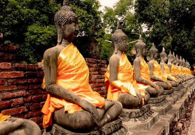 Itinerary - Discover the Ayutthaya Temples