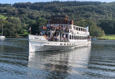 Itinerary - Lake District Accessible Cruise
