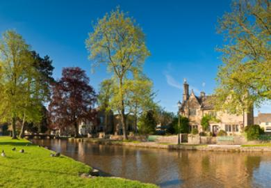 Itinerary - Bourton on the Water